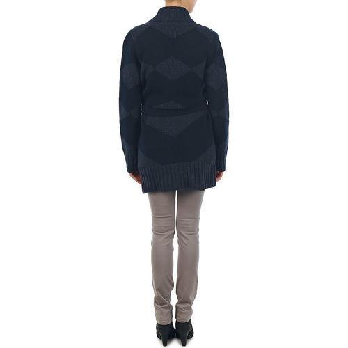 Marino Cardigan Chaquetas Punto Textil De Shawl N Collar yDiamond Gant Mujer GSpLzqUVM