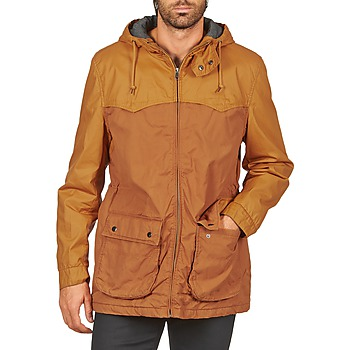 textil Hombre parkas Selected WINDSOR JACKET J Marrón