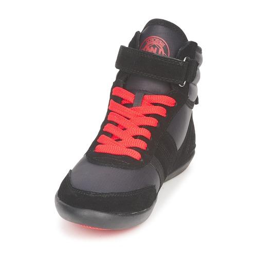 Negro Zapatillas Mujer Altas Altas Zapatillas Mujer PuXikZ
