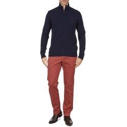 textil Hombre pantalones chinos Hackett STRETCH TWILL CHINO Rosa