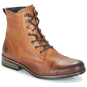 Zapatos Hombre Botas de caña baja Casual Attitude RIBELLE Camel