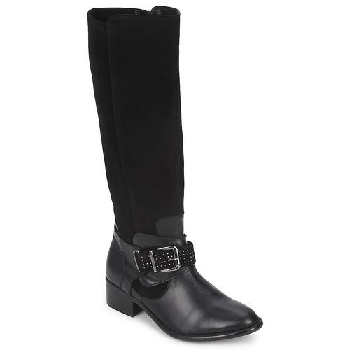 Zapatos Mujer Botas urbanas Betty London ADELINE Negro