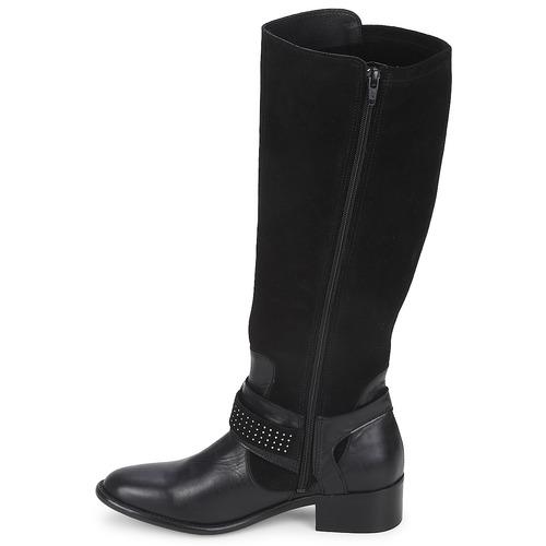 Negro Botas London Urbanas Mujer Betty Zapatos Adeline kXZwPuOiT