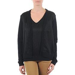 textil Mujer Chaquetas de punto Majestic 238 Negro