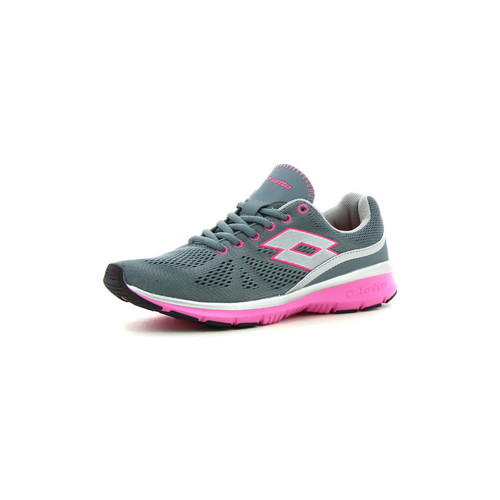 Zapatos Mujer Multideporte Lotto Ariane III gris