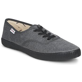 Zapatos Zapatillas bajas Victoria Tribu Antracita