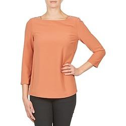 textil Mujer Camisetas manga larga Color Block 3214723 Coral