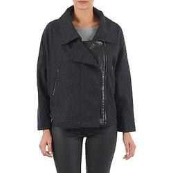textil Mujer cazadoras Color Block 3222271 Negro