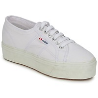 Zapatos Mujer Zapatillas bajas Superga 2790 LINEA UP AND Blanco