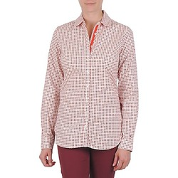 textil Mujer camisas Tommy Hilfiger CARYN Naranja