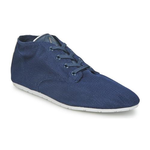 Zapatos Zapatillas altas Eleven Paris BASIC MATERIALS Marino
