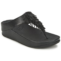 Zapatos Mujer Chanclas FitFlop CHACHA Negro