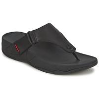 Zapatos Hombre Chanclas FitFlop TRAKK II Negro