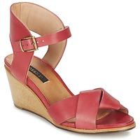 Zapatos Mujer Sandalias Neosens NOAH Rojo