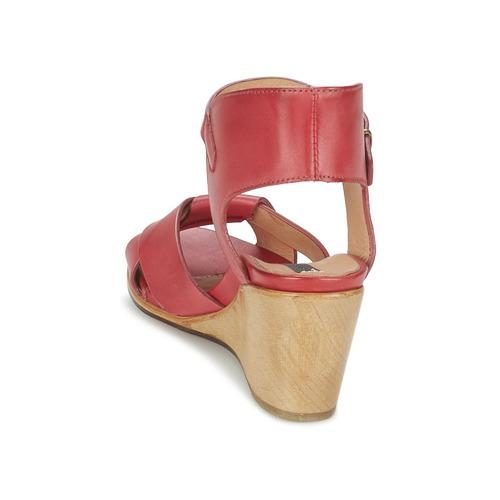 Zapatos Rojo Mujer Sandalias Neosens Noah rdCxBoe