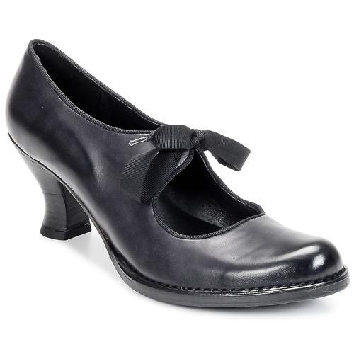Zapatos Mujer Zapatos de tacón Neosens ROCOCO COLA Negro
