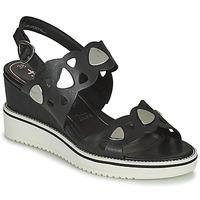 Zapatos Mujer Sandalias Tamaris MAGDA Negro