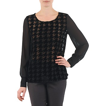 textil Mujer Tops / Blusas La City ML FLOCK P Negro