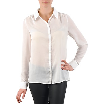 textil Mujer camisas La City OCHEM Blanco