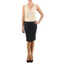 textil Mujer Faldas La City JUPE BIMAT Negro