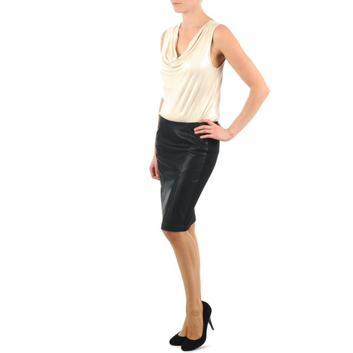 Textil Jupe Negro Bimat La City Mujer Faldas 8Nwn0m