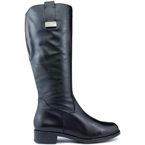 Zapatos Mujer Botas urbanas CallagHan S  BOND RIDE NEGRO