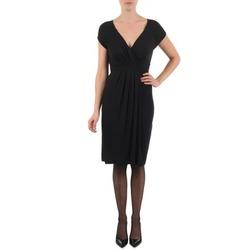 textil Mujer vestidos cortos La City ROBE3D1B Negro
