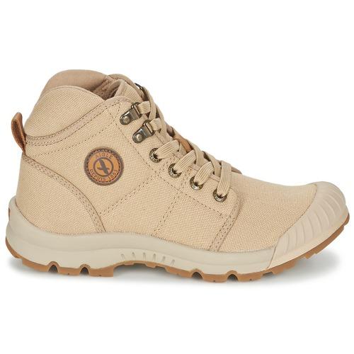 Mujer Zapatos Altas Tenere Zapatillas Aigle Light Beige DE29IYWH