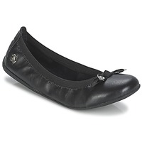 Zapatos Mujer Bailarinas-manoletinas Le Temps des Cerises LILOU Negro