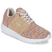 Zapatos Mujer Zapatillas bajas Le Temps des Cerises FLY Mulitcolor