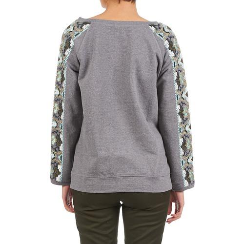Forest Mujer Apu004 Textil Sudaderas Gris Stella nOkwP0