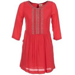 textil Mujer vestidos cortos Stella Forest ARO060 Coral