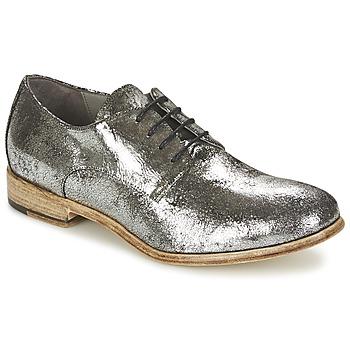 Zapatos Mujer Botas de caña baja Now SMOGY Plateado