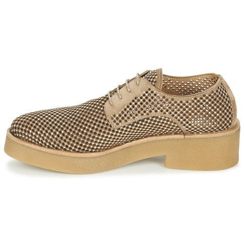 Mujer Marrón Zapatos Derbie Now Toral FK1Jlc