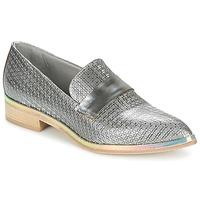 Zapatos Mujer Derbie Now METUZI Plateado