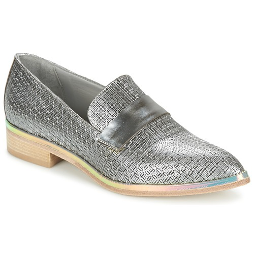 Los zapatos más populares para hombres y mujeres Zapatos especiales Now METUZI Plateado