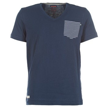textil Hombre camisetas manga corta Gaastra DUSK Marino