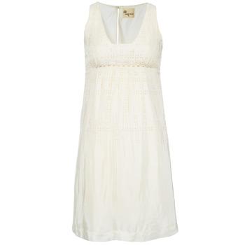 textil Mujer vestidos cortos Stella Forest ARO015 Crudo