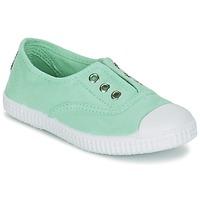 Zapatos Niña Zapatillas bajas Chipie JOSEPE Verde / Ópalo
