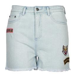 textil Mujer Shorts / Bermudas American Retro BORIS Azul