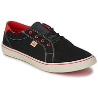 Zapatos Mujer Zapatillas bajas DC Shoes COUNCIL W Negro / Rojo