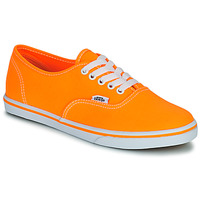 Zapatos Mujer Zapatillas bajas Vans AUTHENTIC LO PRO Naranja / Pop