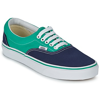 Zapatos Zapatillas bajas Vans ERA Azul / Verde