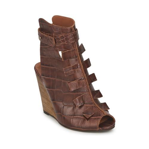 Zapatos Mujer Sandalias Dkode THYONE COGNAC