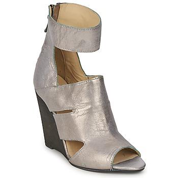Zapatos Mujer Sandalias Dkode THETIS Gris / PERLA