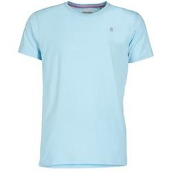 textil Hombre camisetas manga corta Serge Blanco 3 POLOS DOS Azul / Celeste