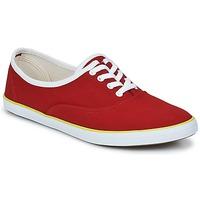 Zapatos Mujer Zapatillas bajas Veja DERBY Rojo