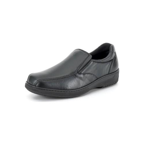 Zapatos Hombre Mocasín Calzamedi MOCASIN  PLANTILLAS M NEGRO