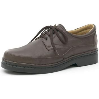 Zapatos Hombre Derbie Calzamedi S  M 2110 MARRON