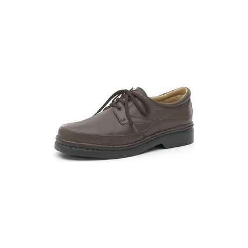 Zapatos Hombre Derbie Calzamedi ZAPATO CASUAL COMODO PARA PLANTILLAS H MARRON
